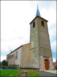 Voici l'église Saint-Martin de Val-de-Bride. Village du Grand-Est, dans le parc naturel régional de Lorraine (pas loin de Dieuze), il se situe dans le département ...