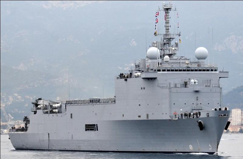Il assure notre sécurité sur les mers les plus dangereuses. Il est présent dans un autre de mes quiz mais ses missions ne sont pas les mêmes. Quel est le nom de ce navire ?