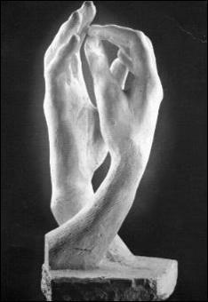 La création d'un musée Rodin à Paris est de sa propre initiative.