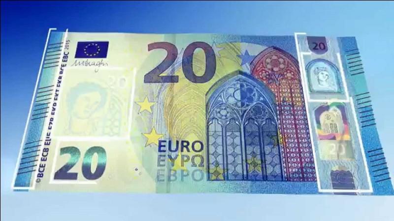 En quelle année l'euro est-il apparu ?