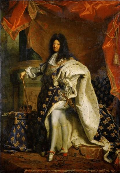Dans quel département se situe le château de Versailles ?