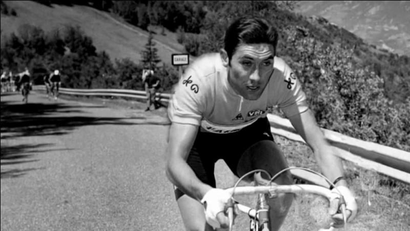 Sport : CyclismePays : BelgiquePalmarès : 11 grands tour dont 5 tours de France - 4 fois champion du monde - 7 super prestigePériode de domination : 13 ans (1965 - 1978)
