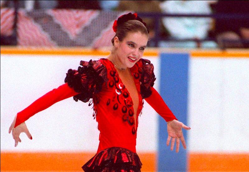 Sport : Patinage artistique Pays : RDA (puis Allemagne à partir de 1990) Palmarès : 2 titres olympiques - 4 fois championne du monde - 6 fois championne d'EuropePériode de domination : 11 ans (1978 - 1988 et 1993 - 1994)