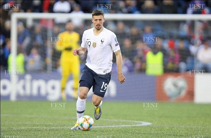 Contre quelle équipe, Clément Lenglet a-t-il inscrit son premier but en équipe de France ?