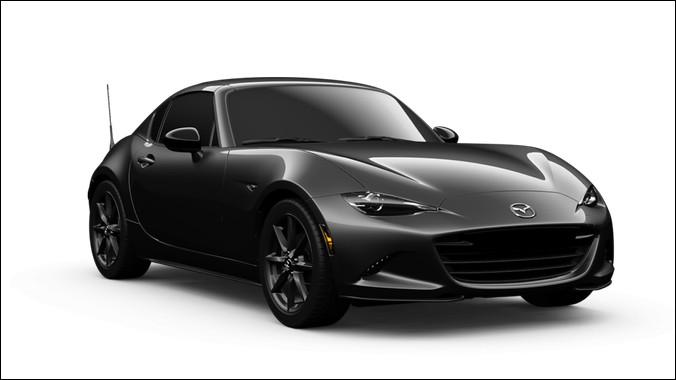 Quel est le modèle de cette Mazda ?