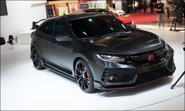 Quel est le modèle de cette Honda ?