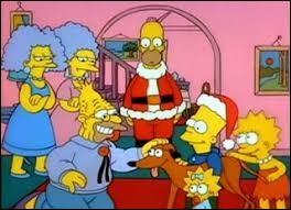 """Dans """"Noël mortel"""", que demande Bart pour Noël ?"""