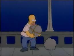 """Dans """"Un atome de bon sens"""", la tentative de suicide d'Homer est une référence au suicide de :"""