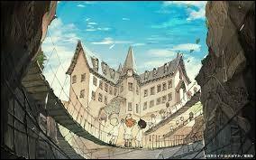 Quel est le nom de l'orphelinat où habitent les protagonistes ?