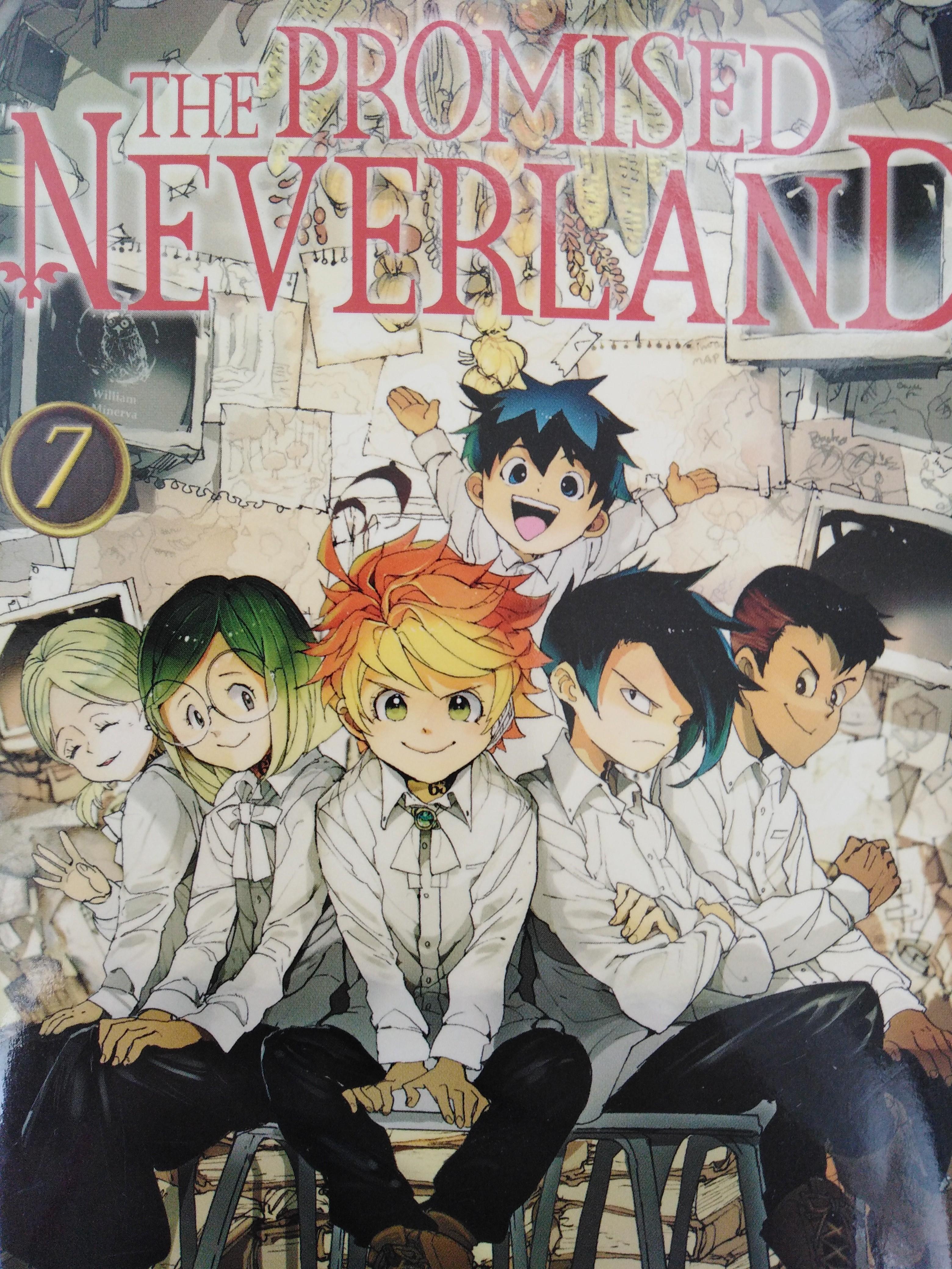 Connais-tu bien The Promised Neverland ? (jusqu'au tome 3)