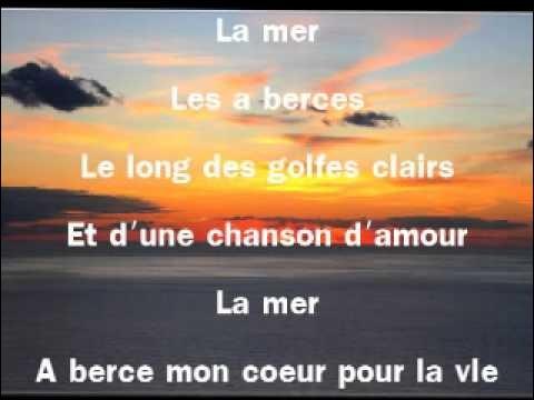 """La mer"" : Artiste n°1 ou artiste n°2 ?"