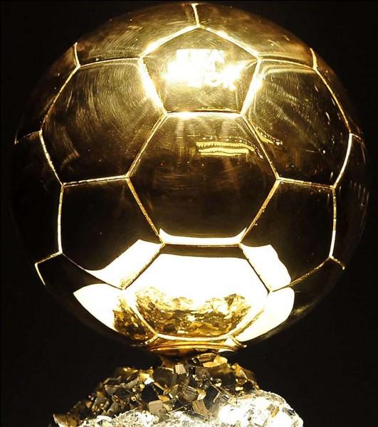 Qui a le plus de ballons d'or ?
