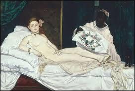 "Qui a peint ""Olympia"" ?"