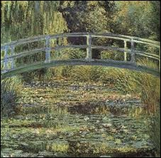 """Qui a peint """"Le Bassin aux nymphéas"""" ?"""