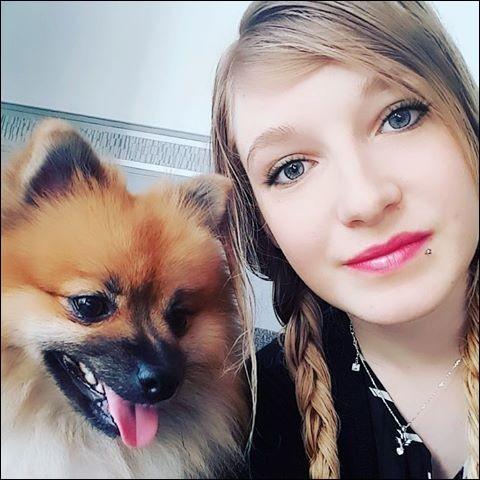 Quel est le nom de son ancien chien ?
