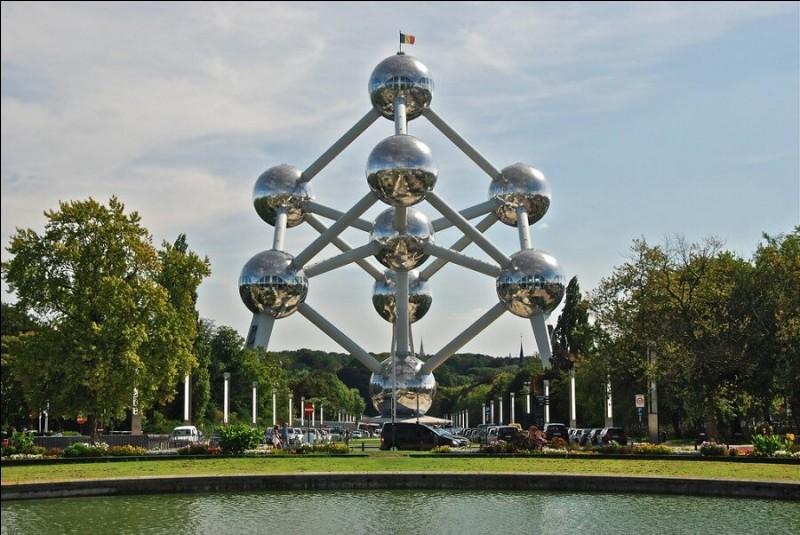 Quel est le nom de ce monument de Bruxelles, en Belgique ?