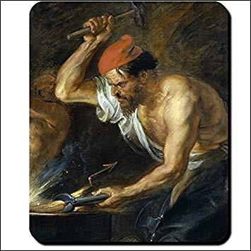 Dans la mythologie grecque, de quelle infirmité souffre Héphaïstos, le dieu du feu et de la forge ?
