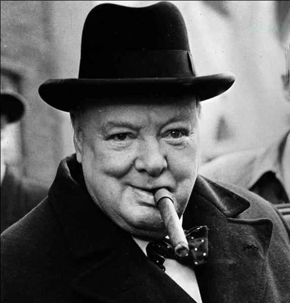 Quel était le surnom de Sir Winston Churchill (1874-1965) ?