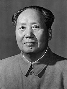 Quel était le surnom de Mao Zedong (1893-1976) ?