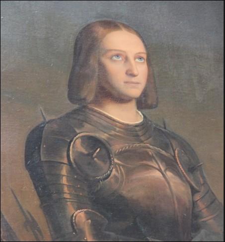 Quel était le surnom de Jeanne d'Arc (1412-1431) ?