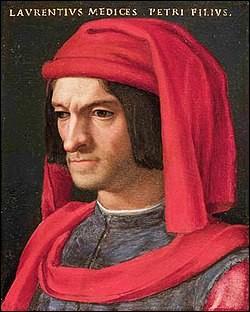Quel était le surnom de Laurent de Médicis (1449-1492) ?