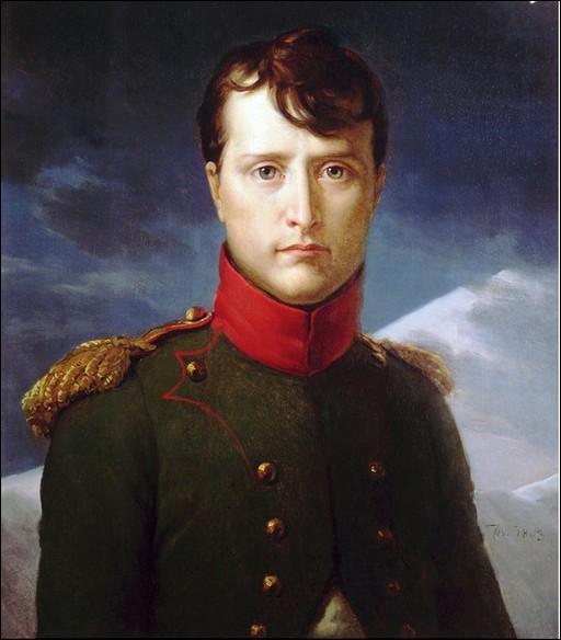 Quel était le surnom donné par ses soldats au 1er consul Napoléon Bonaparte (1729-1821) ?