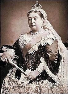 Quel était le surnom de la reine du Royaume-Uni Victoria (1819-1901) ?