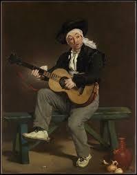 """Qui a peint """"Le Chanteur espagnol"""" ?"""