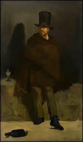 """Qui a peint """"Le Buveur d'absinthe"""" ?"""