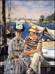 Peinture - Manet ou Monet ? - (2)