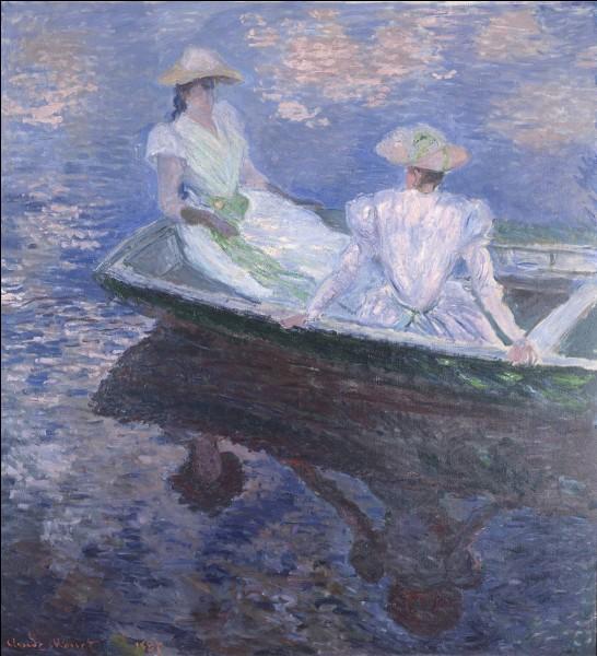 """Que représentent les """"Nymphéas"""" de Claude Monet ?"""