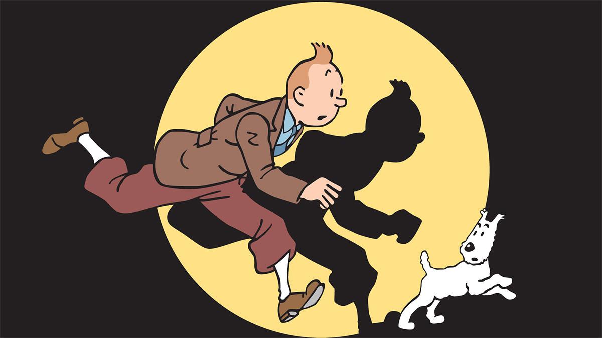 Est-ce le nom d'un album des aventures de Tintin ou Spirou ? - (1)