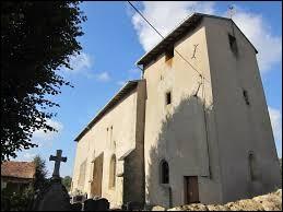 Vous avez sur cette image l'église de la Nativité-de-la-Vierge de Preutin-Higny. Village du Grand-Est, dans l'arrondissement de Briey, il se situe dans le département ...