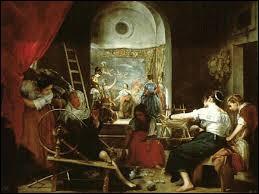 Lequel de ces peintres est espagnol ?
