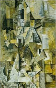 Quel célèbre tableau n'est pas de Georges Braque ?