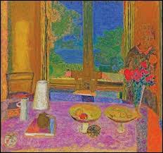 Quel était le mouvement de Pierre Bonnard ?