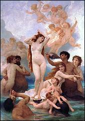 Qui a peint cette naissance de Vénus ?