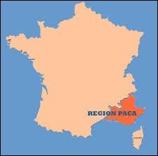 Sur les six départements de la région Provence-Alpes-Cote-d'Azur, quatre ont leur numéro compris entre 01 et 30.