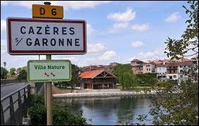 """Le mot """"Garonne"""" est présent dans le nom de quatre départements."""