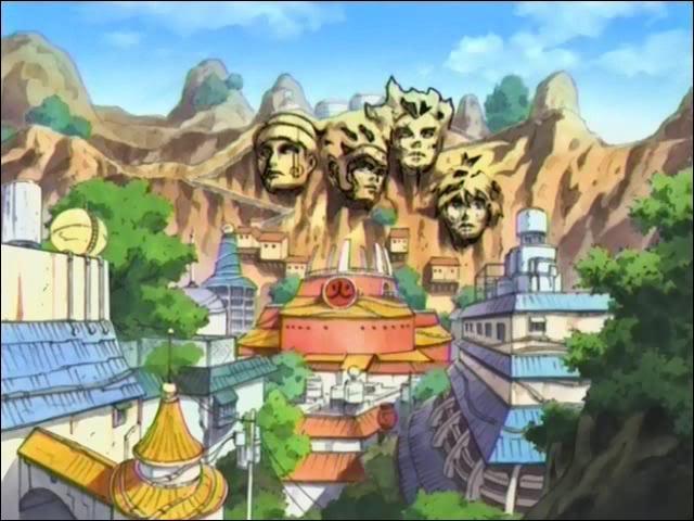 Quels sont les 2 clans qui sont à l'origine de konoha ?