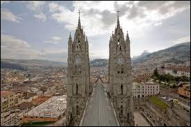 Quito est la capitale du Pérou.