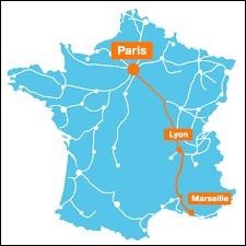 Quel est le point commun entre Paris, Lyon et Marseille ?