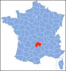 Quelle est la préfecture du Cantal ?
