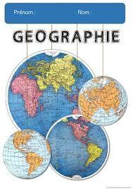 Questions de géographie. (3)