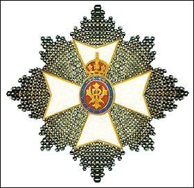 En quelle année a été établi l'ordre royal de Victoria ?