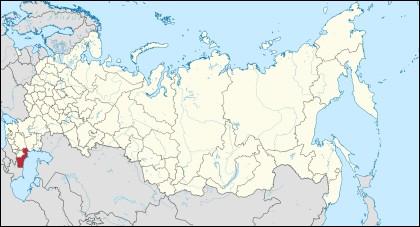 Quelle est la capitale de la république du Daghestan, en Russie ?