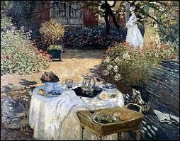 """Qui a peint """"Le Déjeuner"""" ?"""