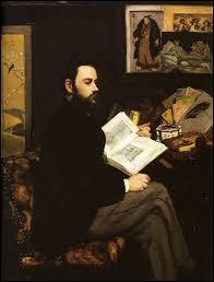 """Qui a peint """"Portrait d'Émile Zola"""" ?"""