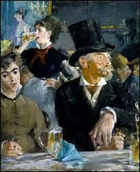 """Qui a peint """"Au Café, Café-concert"""" ?"""