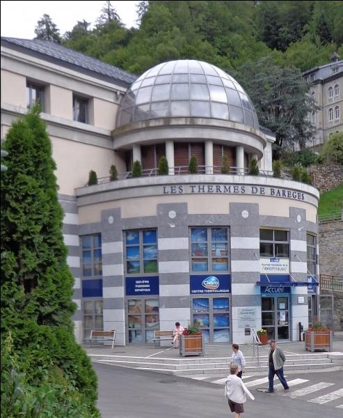 Barèges est une station thermale réputée située dans le département...